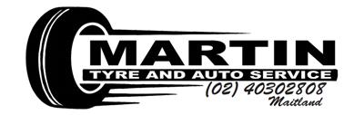 Martin Tyre & Auto Service Maitland Logo
